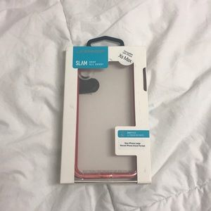 iPhone XS Max case lifeproof Slam preowned